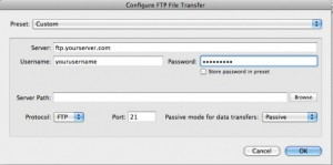 PH FTP Upload plugin 3
